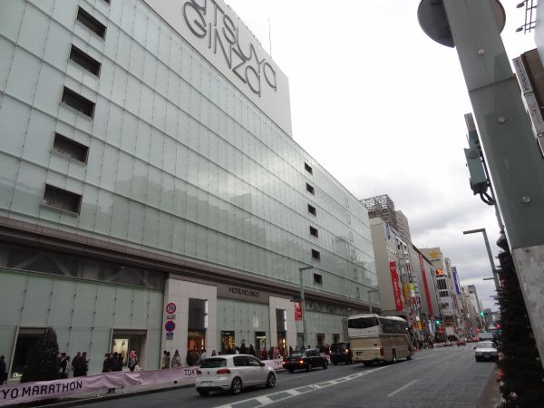 東京へいったので 銀ブラ_e0187286_9481486.jpg