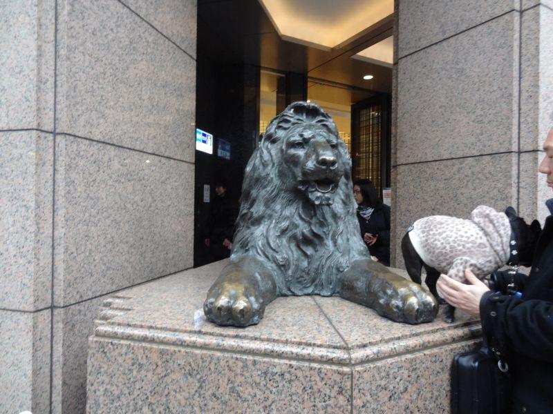 東京へいったので 銀ブラ_e0187286_9482721.jpg