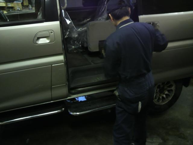 ★車検予約ありがとうございます!!★(新川店)_c0161601_20144957.jpg