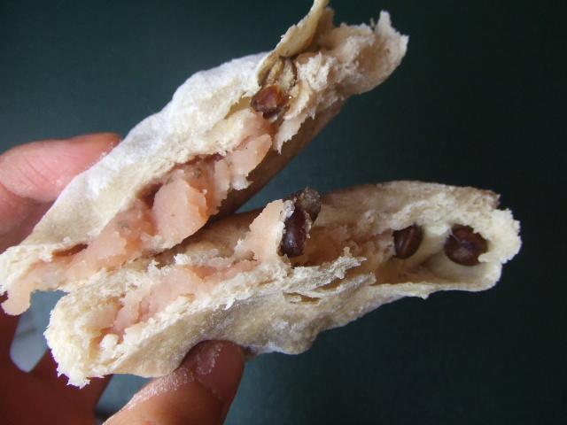 バインミーサンドイッチ 塩豆さくらあん_f0076001_2329189.jpg