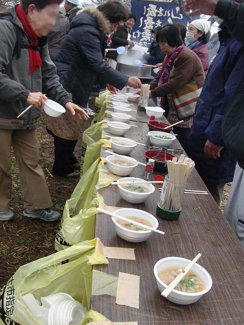 「お花見ウォーク」 元吉原地区の皆さんのおもてなし_f0141310_7454518.jpg