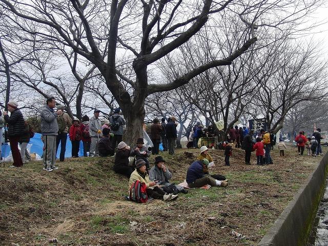「お花見ウォーク」 元吉原地区の皆さんのおもてなし_f0141310_75129.jpg