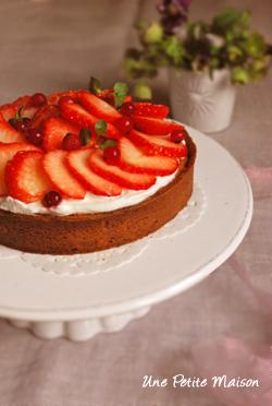 Tartelettes aux Fruits Rouges _e0015023_21393220.jpg
