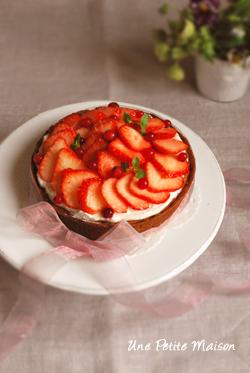 Tartelettes aux Fruits Rouges _e0015023_21394811.jpg
