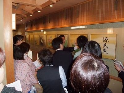 /// 朝野家館内勉強会・美術品編を開催しました ///_f0112434_1682930.jpg