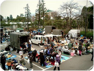 MOTTAINAIフリーマーケット開催報告@大井競馬場_e0105047_11445016.jpg