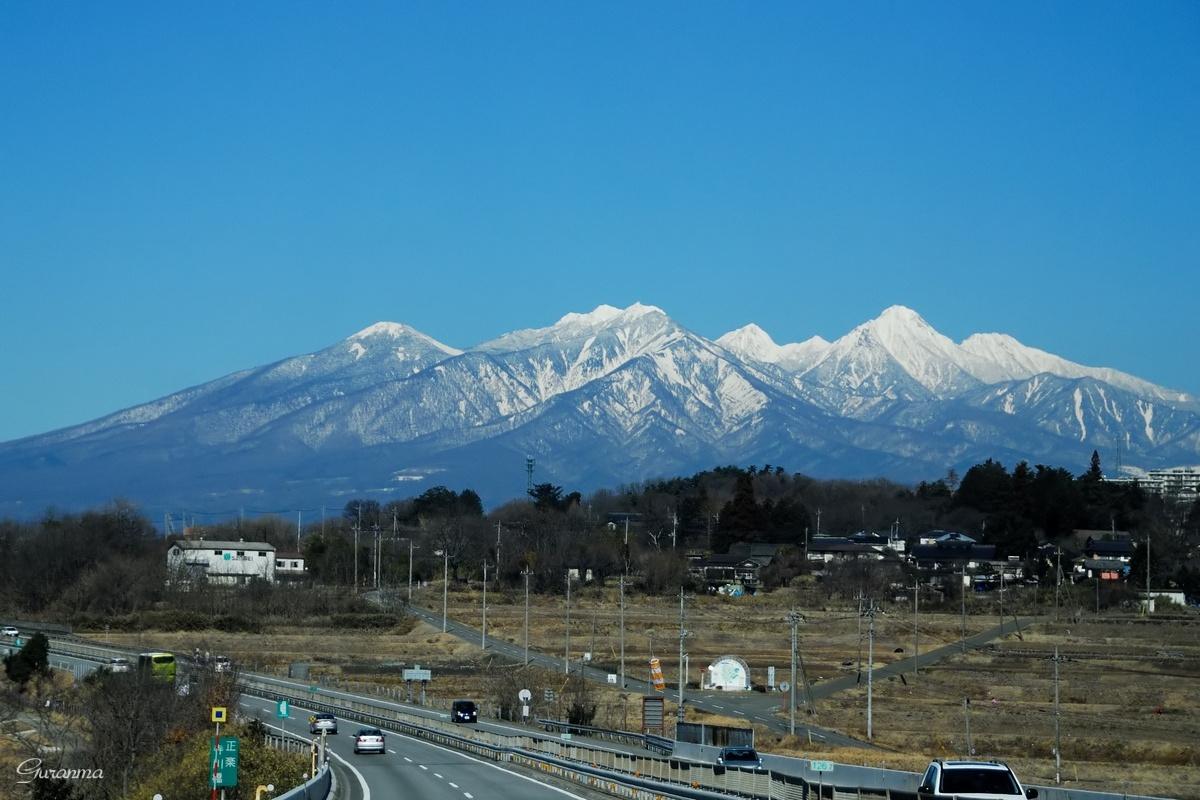 八ヶ岳連峰・_c0124055_19585973.jpg