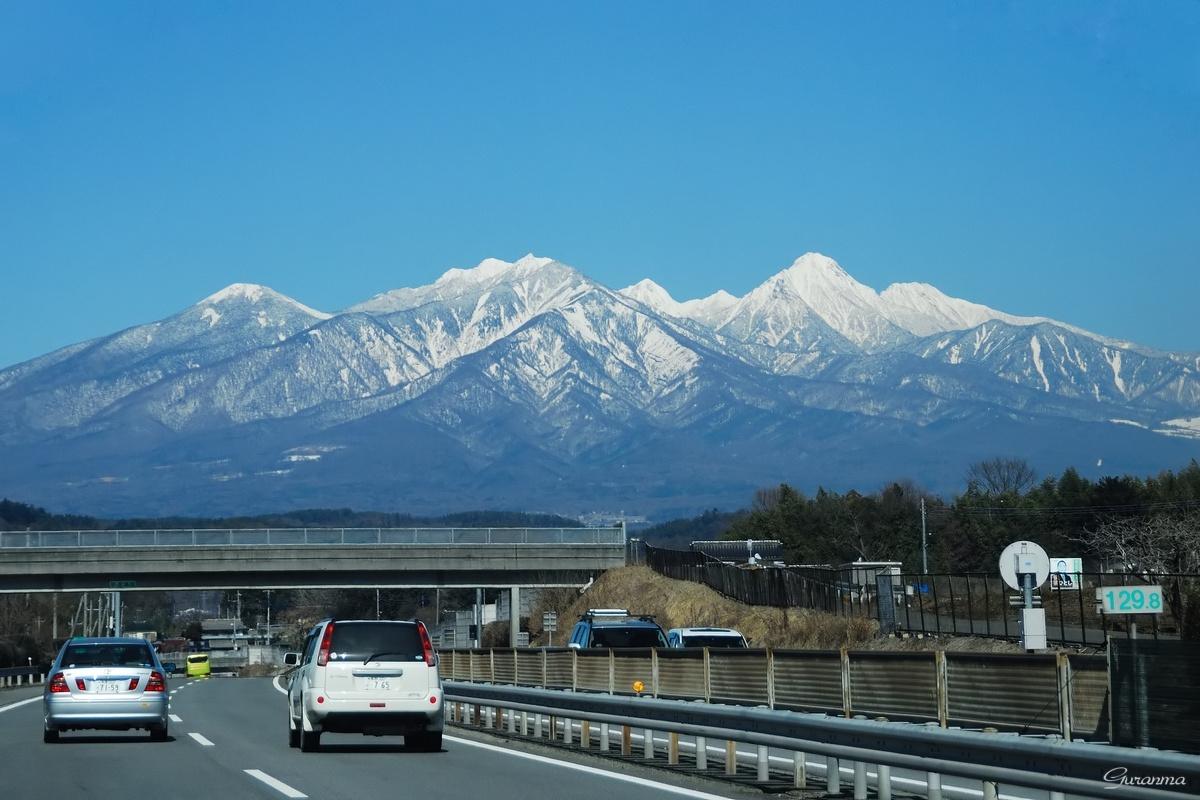 八ヶ岳連峰・_c0124055_19591032.jpg