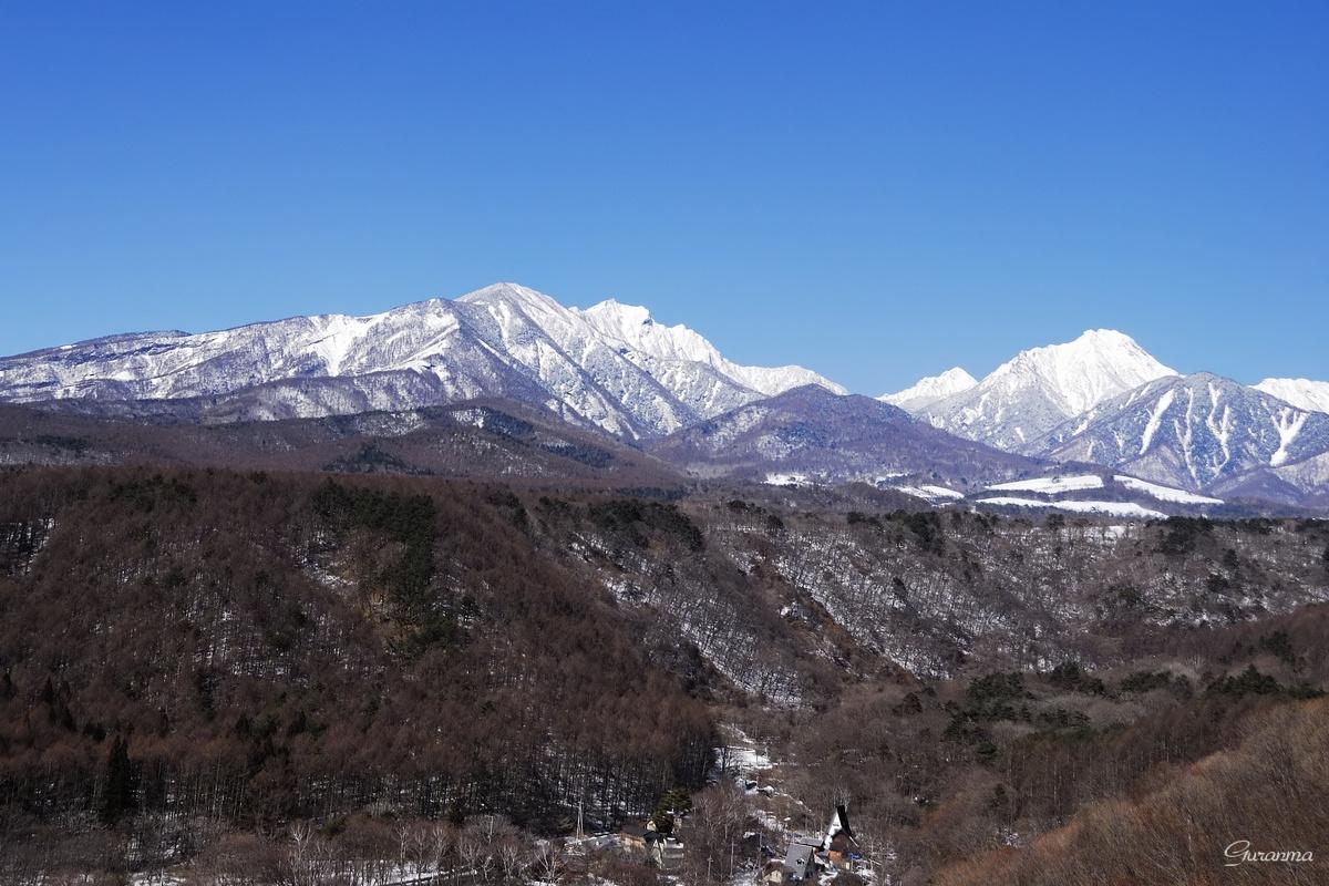 八ヶ岳連峰・_c0124055_19591910.jpg