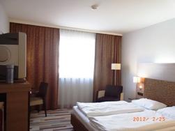 Austria グラーツのホテル_e0195766_17263564.jpg