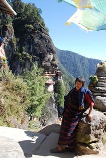 ブータン最大の聖地 タクツァン僧院へ_b0053082_23491959.jpg