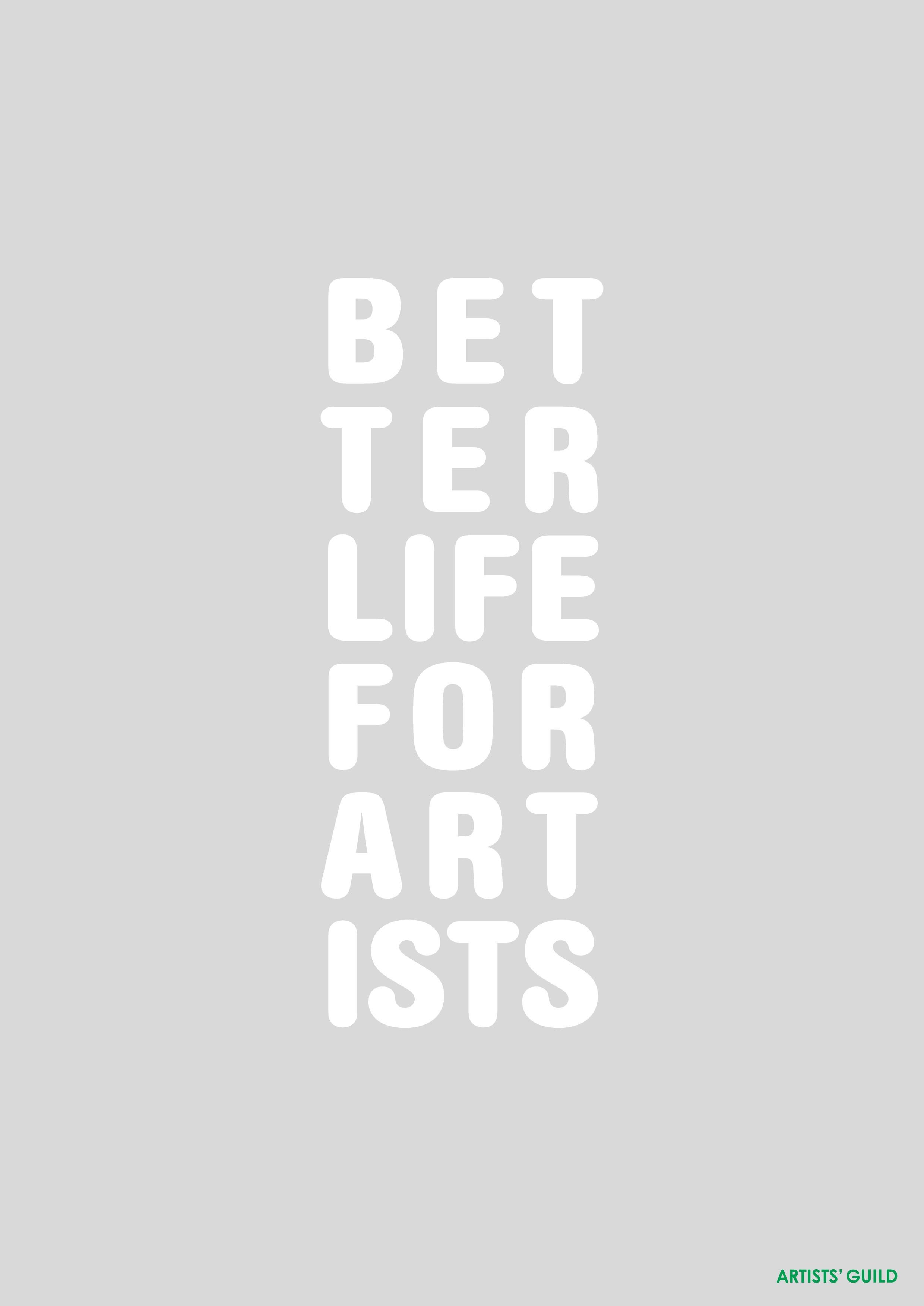 Better Life for Artists[活動報告会/スクリーニング]_c0164399_11341473.jpg