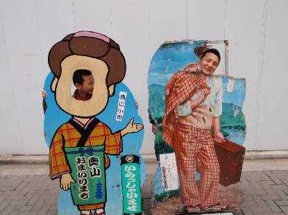 ついでに東京マラソン_e0077899_7244346.jpg