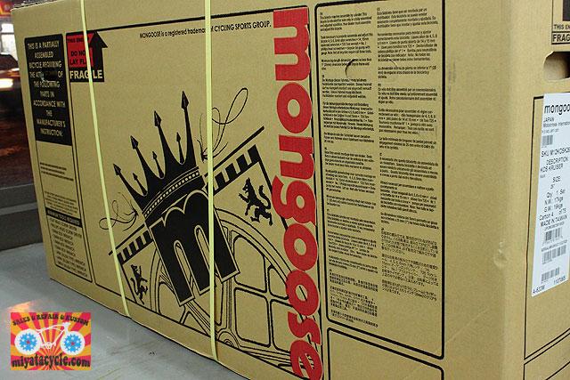 『mongoose kos kruiser』復刻!!_e0126901_1912869.jpg