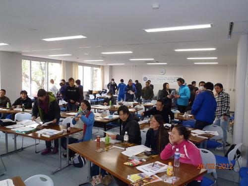 ジュニアライフセービングインストラクター講習会_b0216309_2441166.jpg