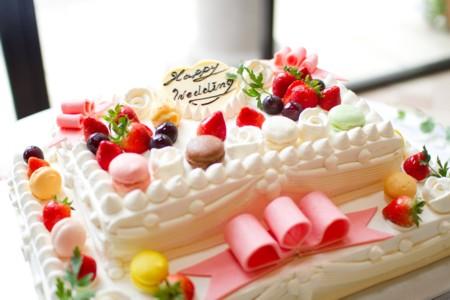 ケーキのお花_b0113510_146182.jpg