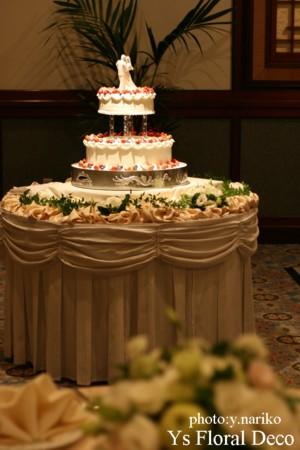 ケーキのお花_b0113510_1462232.jpg