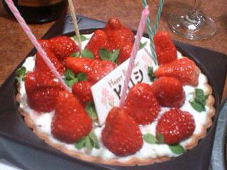 バレンタインライブ&My Birthday_a0241725_1464423.jpg