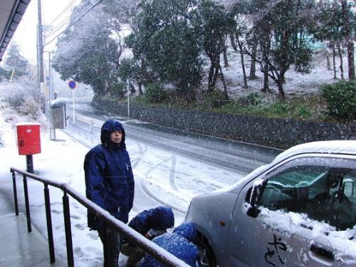雪・・・_e0222340_20515265.jpg