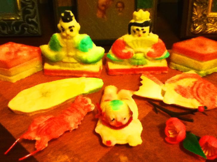 砂糖菓子ひな人形_d0119642_0131879.jpg