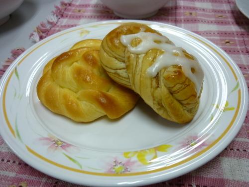 ~菓子パンと手作りコロッケ~_d0195052_1723615.jpg