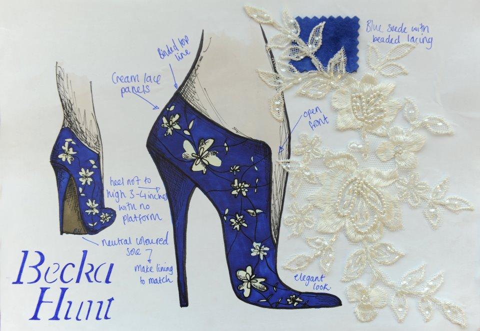 「春色の靴」の画像一覧