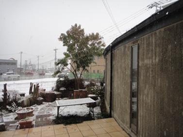 雪 予報が的中_e0109554_9275217.jpg