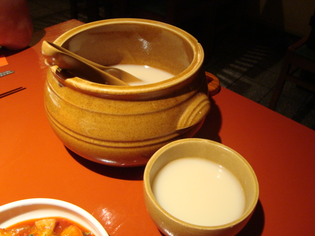 芝大門「韓国家庭料理 からくに家」へ行く。_f0232060_212149.jpg