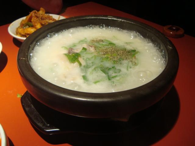 芝大門「韓国家庭料理 からくに家」へ行く。_f0232060_2131830.jpg