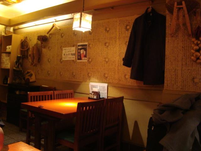 芝大門「韓国家庭料理 からくに家」へ行く。_f0232060_22467.jpg