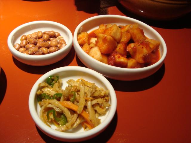 芝大門「韓国家庭料理 からくに家」へ行く。_f0232060_244215.jpg