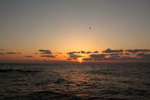 絶景 白浜の夕日_d0202264_1130529.jpg