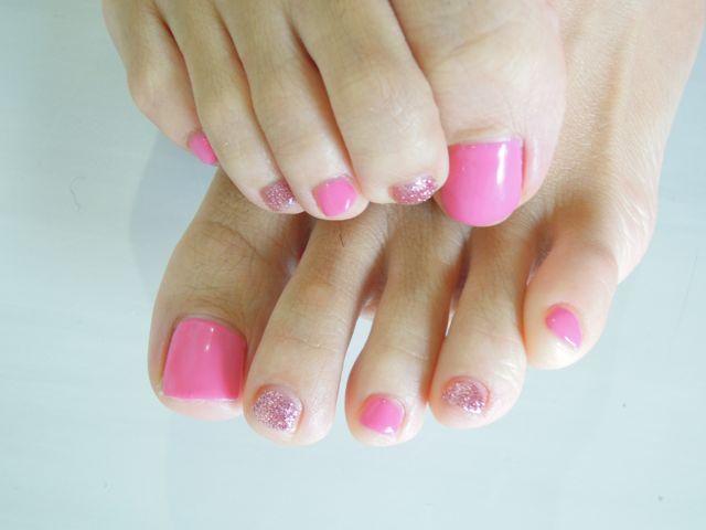 Pink Nail_a0239065_953486.jpg