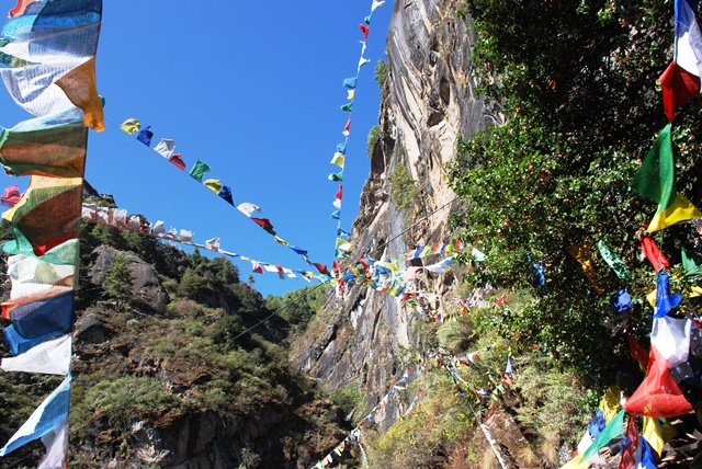 ブータン最大の聖地 タクツァン僧院へ_b0053082_0202872.jpg