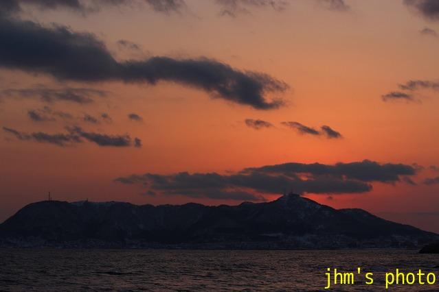 大森浜の黄昏_a0158797_23481632.jpg