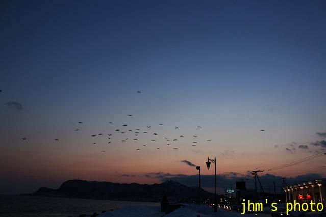 大森浜の黄昏_a0158797_2353996.jpg