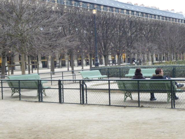 Parisの空の下・・・その2_b0210699_0304612.jpg