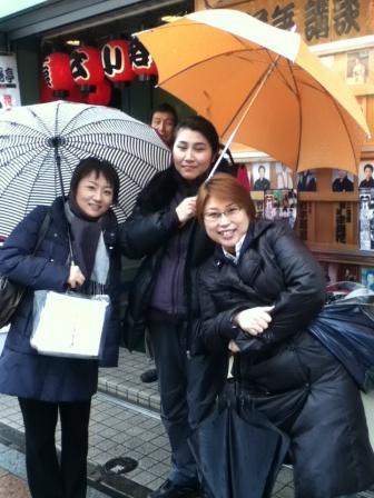 吹雪の日は上野広小路亭で_d0246243_1242068.jpg