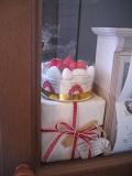 ①食べられるケーキ作り♪ りんごのタルト_b0187479_109881.jpg