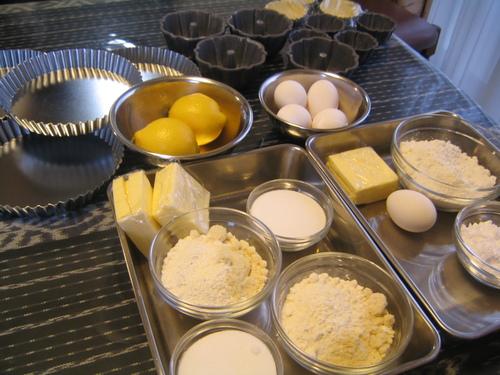 ①食べられるケーキ作り♪ りんごのタルト_b0187479_981155.jpg