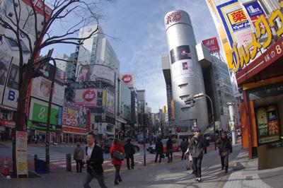3月1日(木)今日の渋谷109前交差点_b0056983_19194873.jpg