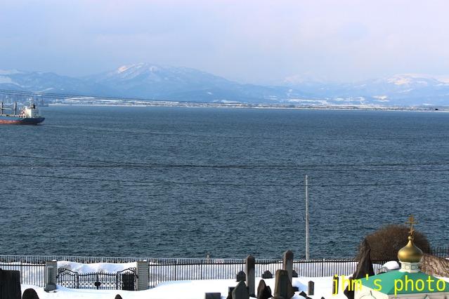 穏やかに、ただ穏やかに、函館海風景_a0158797_23211127.jpg