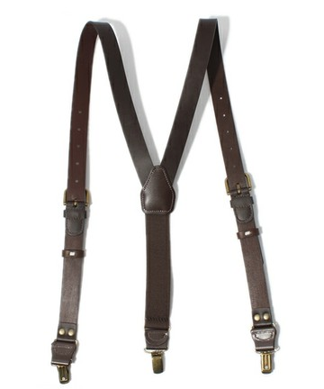 LEATHER SUSPENDER_c0077105_23543371.jpg
