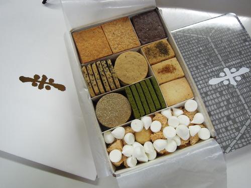 祇園 レストラン「よねむら」のクッキー!!_e0116211_10124756.jpg