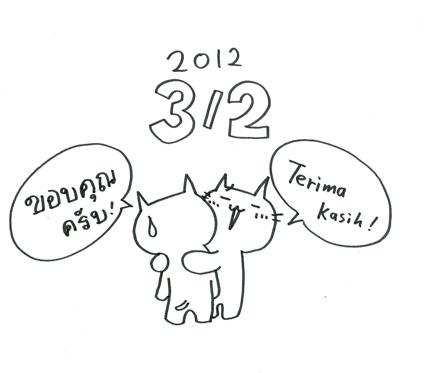 ありがとう タイ 語 タイ語とは あいさつ「こんにちは,さようなら,ありがとう,ごめんなさい」