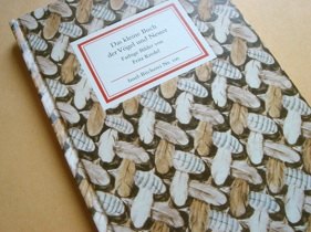 インゼル文庫:Das kleine Buch der Vögel und Nester_b0087556_18221522.jpg