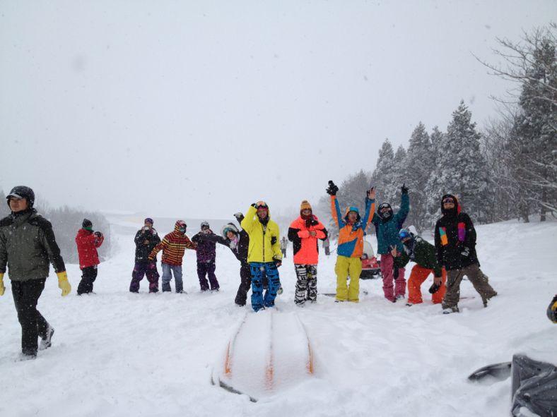 夏油高原スキー場☆YONEXイベント ②_c0151965_041280.jpg