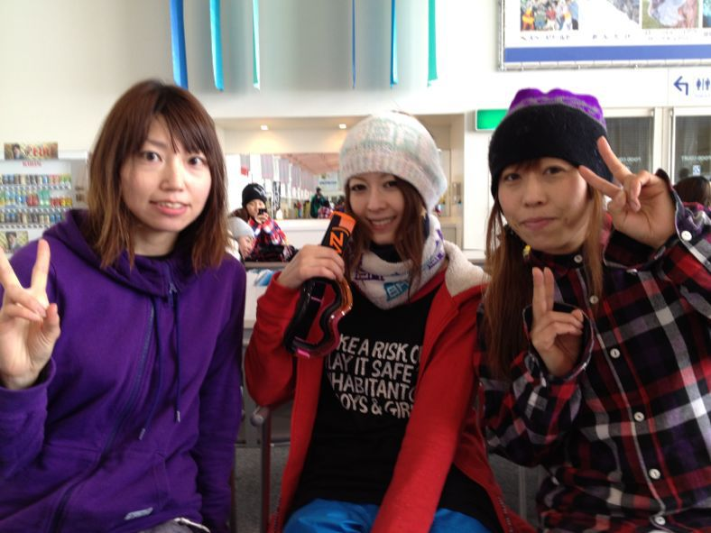 夏油高原スキー場☆YONEXイベント ②_c0151965_041590.jpg