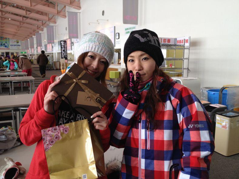 夏油高原スキー場☆YONEXイベント ②_c0151965_042050.jpg