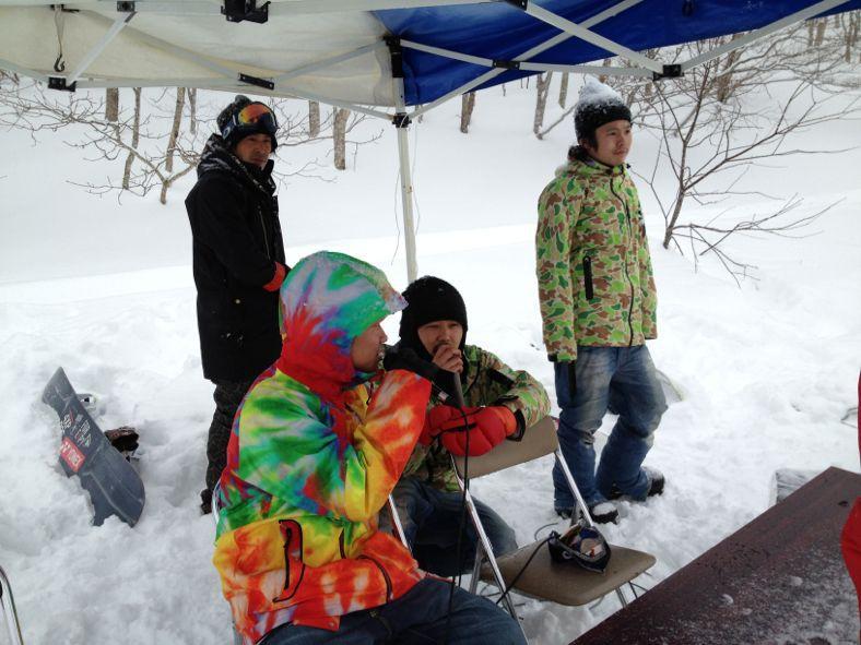 夏油高原スキー場☆YONEXイベント ②_c0151965_04496.jpg